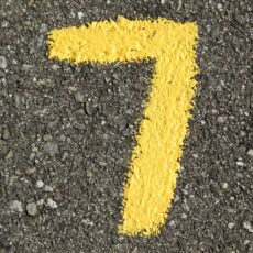Numerology: Number 7